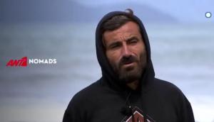 Nomads: Ο Γιώργος Μαυρίδης εκτός αγωνίσματος – Τα απρόοπτα συνεχίζονται