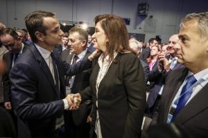 """Ντόρα: """"Θα κάνουμε τον Κυριάκο πρωθυπουργό, τον καλύτερο πρωθυπουργό, γιατί πιστεύει αυτά που λέει"""""""