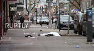 Αυτοκίνητο παρέσυρε πεζούς στη Νέα Υόρκη: Ένας νεκρός, 5 τραυματίες – Συνελήφθη ύποπτος