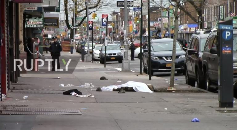 Αυτοκίνητο παρέσυρε πεζούς στη Νέα Υόρκη: Ένας νεκρός, 5 τραυματίες – Συνελήφθη ύποπτος   Newsit.gr