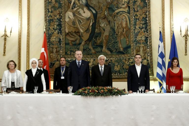 Live: Ο Ερντογάν στην Αθήνα – Λεπτό προς λεπτό η επίσκεψη του Προέδρου της Τουρκίας | Newsit.gr