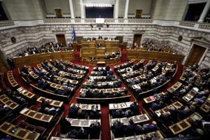 Live: Ψηφίζεται σήμερα ο προϋπολογισμός στην Βουλή