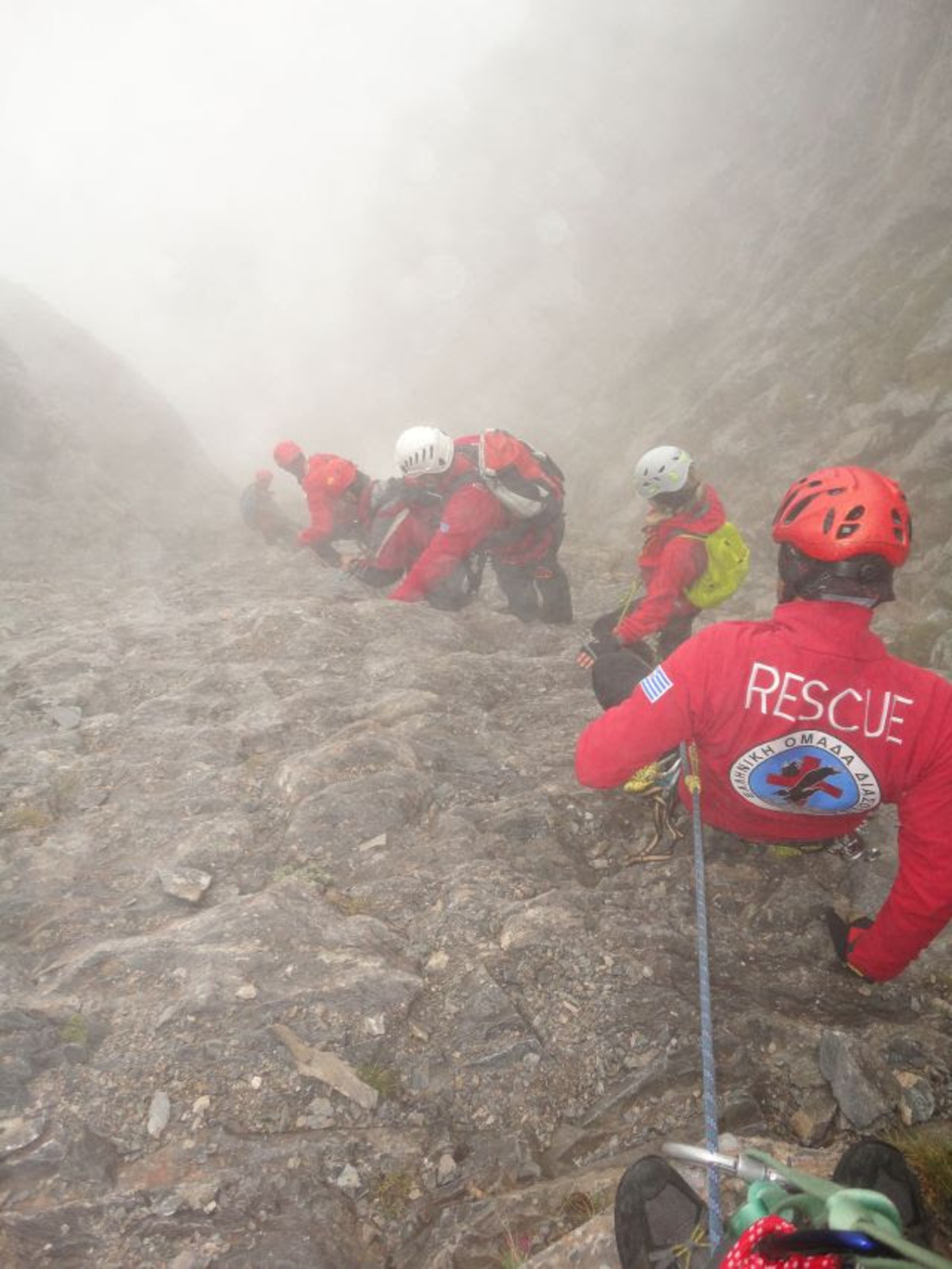 Όλυμπος ορειβάτης ορειβάτες