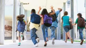 Η τσάντα στο σχολείο: Ένα Σαββατοκύριακο ελευθερίας για τους μαθητές Δημοτικού!