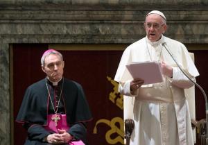 «Βόμβα» του Πάπα Φραγκίσκου για το Βατικανό – «Κάποιοι είναι διεφθαρμένοι»