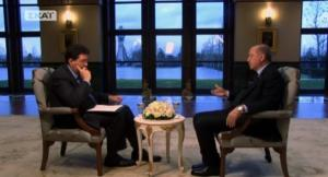 """Η απάντηση του ΣΚΑΪ για τη συνέντευξη Ερντογάν: """"Φαντασιώσεις Κοτζιά"""""""