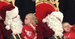 Τι απίστευτο ζητά αυτό το κοριτσάκι στον Άγιο Βασίλη για τα Χριστούγεννα