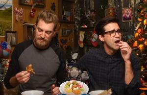 Τα πιο περίεργα Χριστουγεννιάτικα φαγητά ανά τον κόσμο