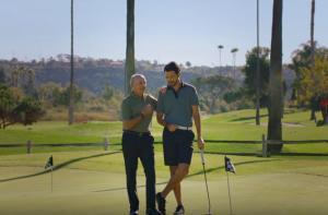 Πώς ένας τυφλός γκόλφερ έγινε Πρωταθλητής στο είδος του