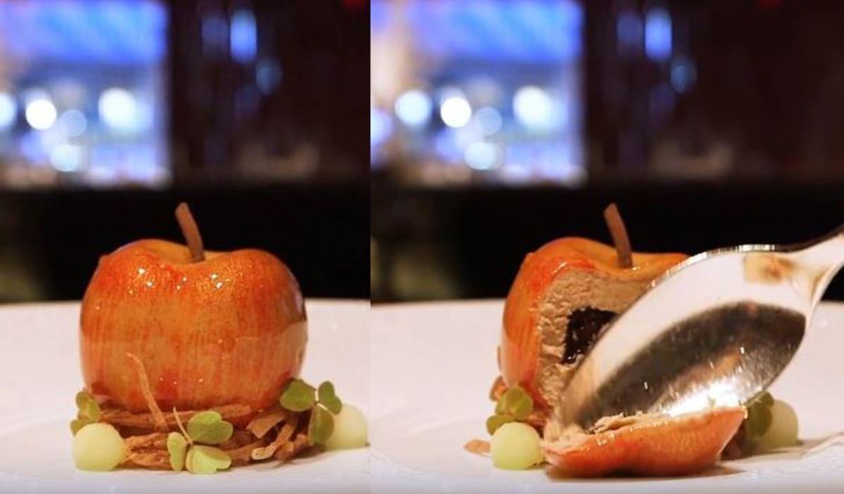 Δεν είναι μήλο! Είναι ένα λαχταριστό γλυκό που πρέπει να δοκιμάσετε! | Newsit.gr