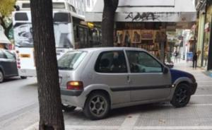 Θεσσαλονίκη: Εκεί που τους βολεύει – Νέα απίθανα παρκαρίσματα σε σημεία απαγορευμένα [pics]