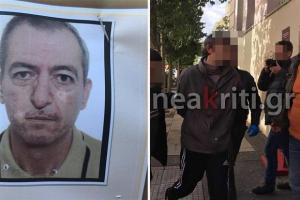 Κρήτη: Ο πατροκτόνος στη φυλακή – Η απολογία για τη δολοφονία που συγκλόνισε το Ηράκλειο – Οι αιχμές του δικηγόρου του [pics]