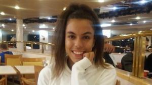 Κρήτη: Η γλυκιά Μαρινέλα Πεδιαδιτάκη και τα χαμόγελα της νέας νίκης της [pics]