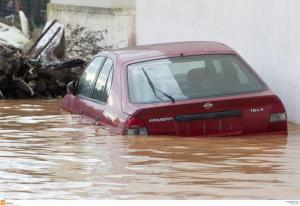 Αυτές είναι οι ζώνες υψηλού κινδύνου πλημμύρας στην Περιφέρεια Κεντρικής Μακεδονίας