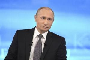 """Ο Πούτιν ευχήθηκε σε Ρώσους και Αμερικανούς μέσω… του """"Black Mirror"""""""
