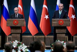 Οριστική συμφωνία Πούτιν – Ερντογάν για την αγορά των S-400 [pics]
