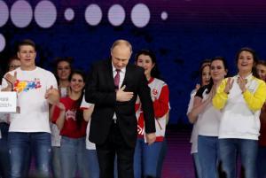 Πούτιν: Θα αποφασίσω σύντομα εάν θα είμαι υποψήφιος στις εκλογές