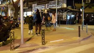 Πρωτοποριακός φωτισμός σε ράμπες για ΑμεΑ στη Θεσσαλονίκη [pics]