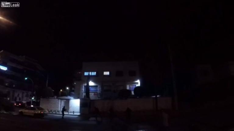 Ρουβίκωνας: Επίθεση με μπογιές στην πρεσβεία του Ισραήλ [vid] | Newsit.gr
