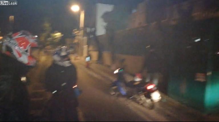Ρουβίκωνας: Επίθεση στην πρεσβεία της Σαουδικής Αραβίας [vid] | Newsit.gr