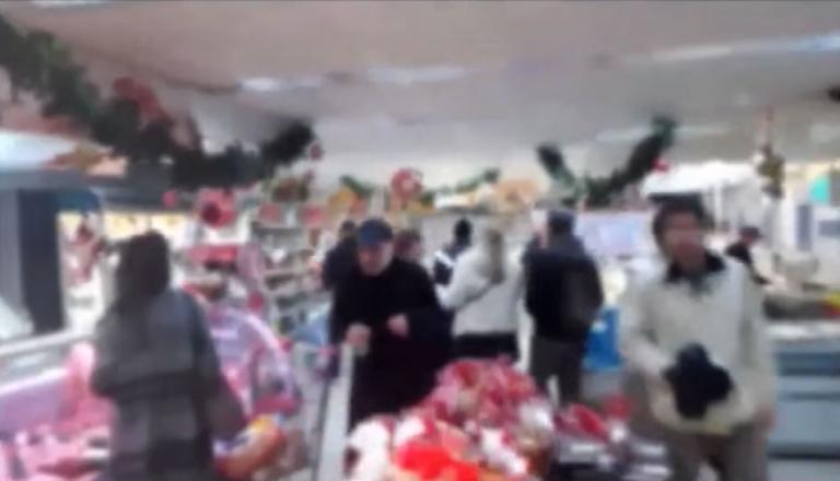 Ρουβίκωνας: «Ντου» σε σούπερ μάρκετ στα Πετράλωνα | Newsit.gr