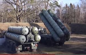 Απίστευτο βίντεο με το αντιπυραυλικό σύστημα S- 400 σε δράση