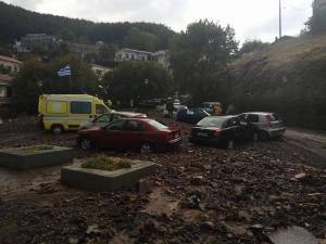 Σαμοθράκη: Δύο μήνες μετά τις καταστροφικές πλημμύρες – Οι πληγές παραμένουν ανοιχτές!
