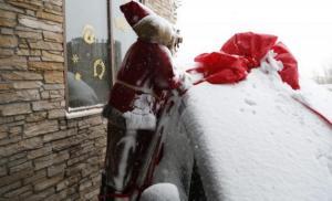 Καιρός: Χριστούγεννα με παγετό και κρύο! Αναλυτική πρόγνωση