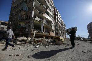 Ιράν: Τουλάχιστον 23 τραυματίες από τον ισχυρό σεισμό 5,3 ρίχτερ