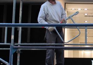 Εργάτης έπεσε από σκαλωσιά 5 μέτρων στην Κρήτη