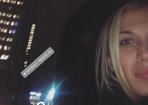 Κωνσταντίνα Σπυροπούλου: Από το Λονδίνο… στην Νέα Υόρκη! [pics,vid]