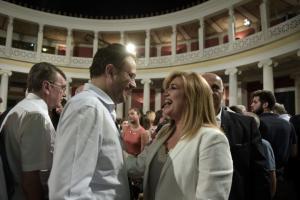 Ενοχλημένος ο Θεοχαρόπουλος με το όνομα του νέου πολιτικού φορέα