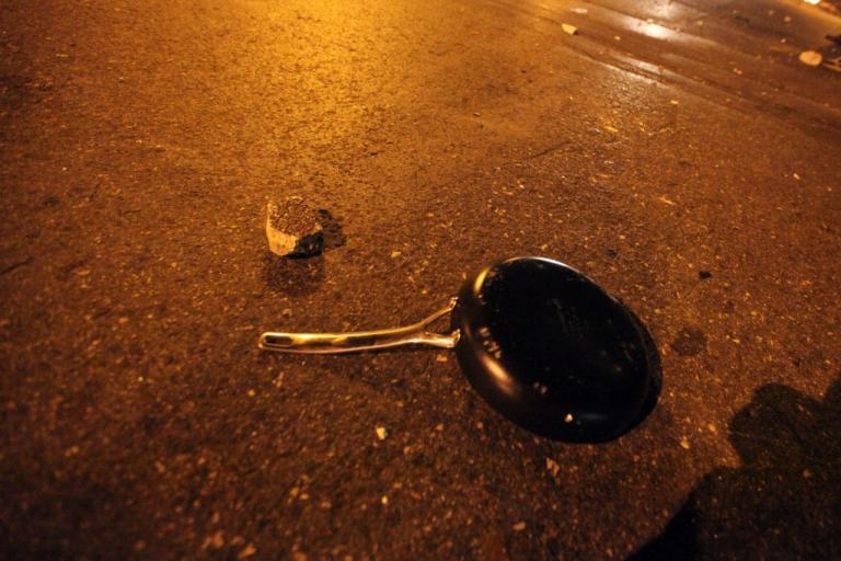 Σοκ στην Κρήτη! Χτύπησε τη γυναίκα του με τηγάνι | Newsit.gr
