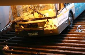 Μόσχα: Λεωφορείο «κατέβηκε» διάβαση πεζών σκορπώντας τον τρόμο – 4 νεκροί