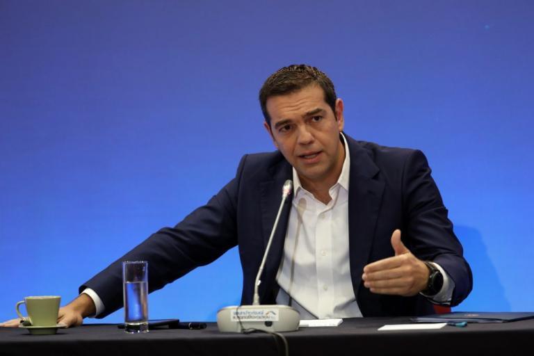 Το απόγευμα της Κυριακής η ομιλία Τσίπρα στο Αναπτυξιακό Συνέδριο στην Δυτική Αττική | Newsit.gr