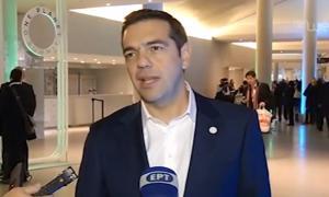 Τσίπρας: Η Ελλάδα μπορεί να συμβάλει στην αντιμετώπιση της κλιματικής αλλαγής [vid]