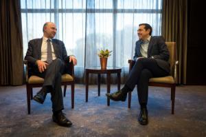 Μοσκοβισί σε Τσίπρα: Να επιστρέψει η Ελλάδα στην κανονικότητα