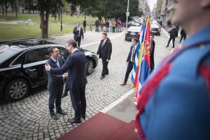 Νέα «καρφιά» Τσίπρα σε Ερντογάν για τη Συνθήκη της Λωζάνης: Μόνο έτσι μπορούμε να ζήσουμε ειρηνικά στα Βαλκάνια