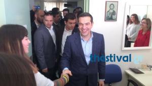 Θεσσαλονίκη: Το παράπονο άνεργης μητέρας στον Αλέξη Τσίπρα [vid]