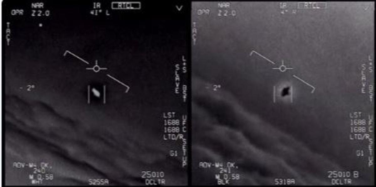 Πεντάγωνο: Μυστικό πρόγραμμα εκατομμυρίων για… UFO – Απίστευτο Βίντεο   Newsit.gr