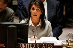 Χαμός στον ΟΗΕ για την Ιερουσαλήμ! Ομαδικά «πυρά» εναντίον ΗΠΑ!