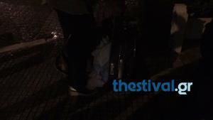 Θεσσαλονίκη: Συναγερμός για μια παρατημένη βαλίτσα [vid]