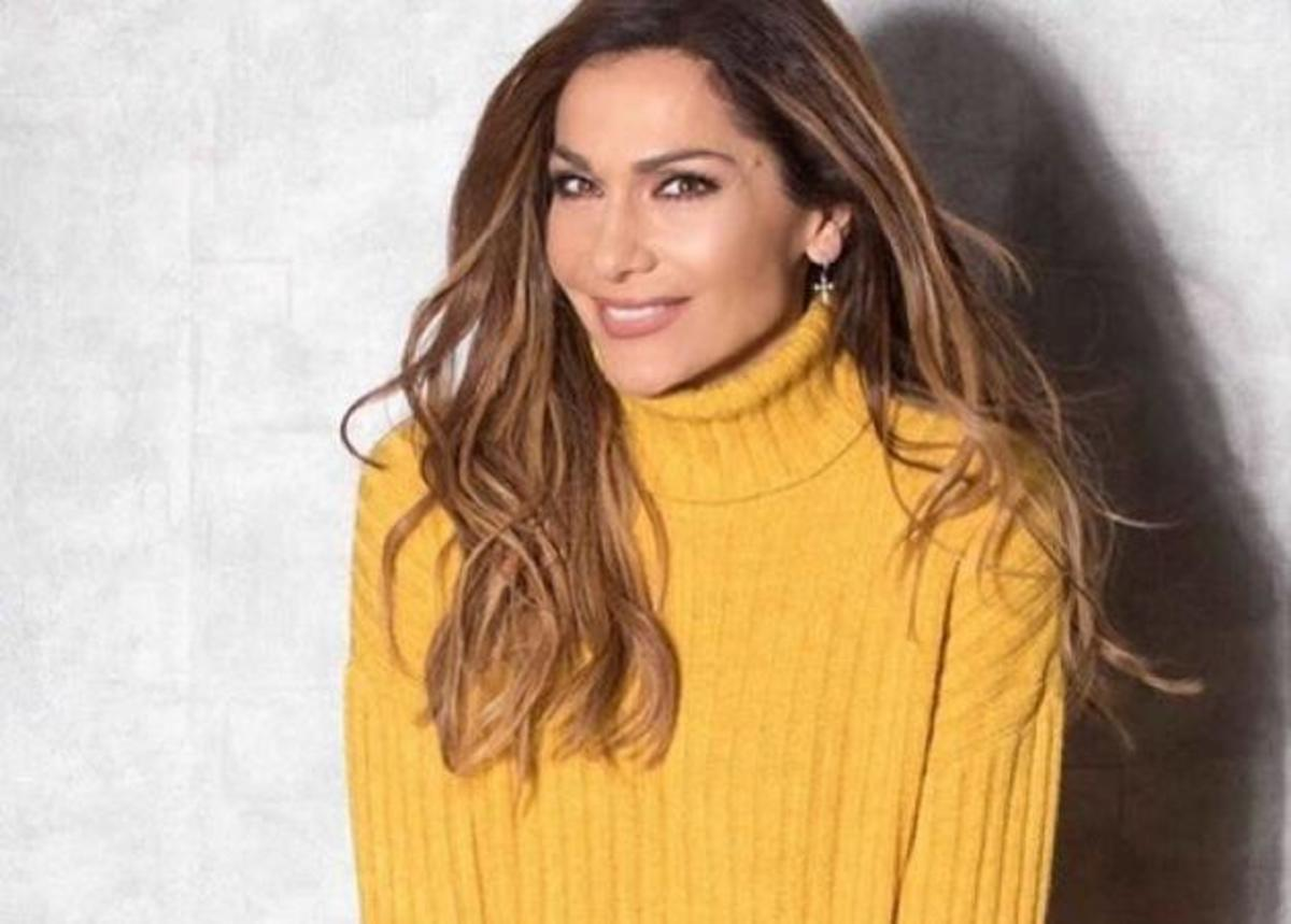 Δέσποινα Βανδή: Γυμνάζεται με την καλύτερη παρέα! Βίντεο | Newsit.gr