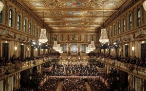 Η πρωτοχρονιάτικη συναυλία της Βιέννης υπό την μπαγκέτα του Ρικάρντο Μούτι