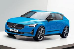 H Volvo δεν αστειεύεται, το νέο V40 θα χτυπήσει το Golf