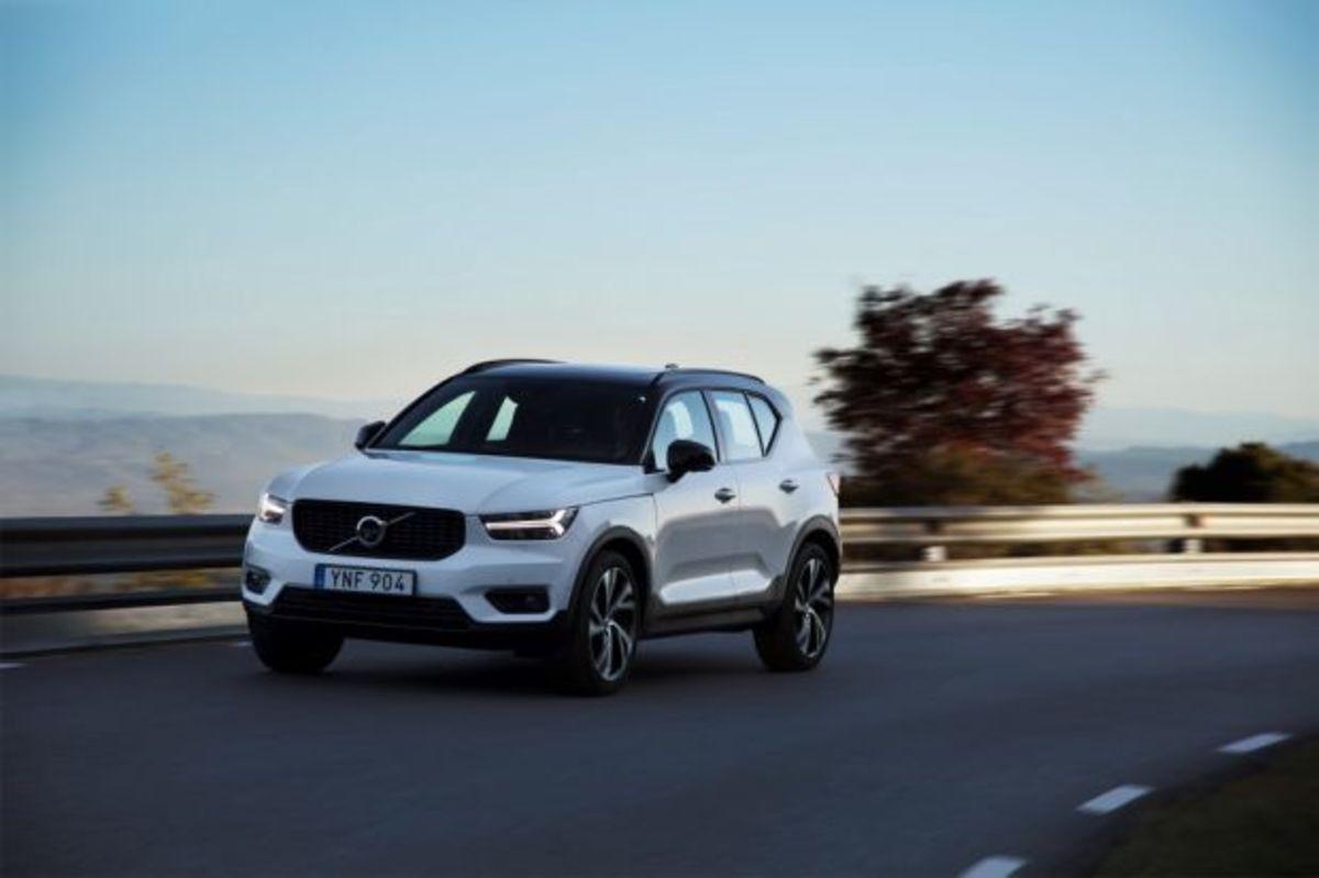 Volvo XC40: Δοκιμάζουμε το νέο μικρό σουηδικό SUV [pics] | Newsit.gr