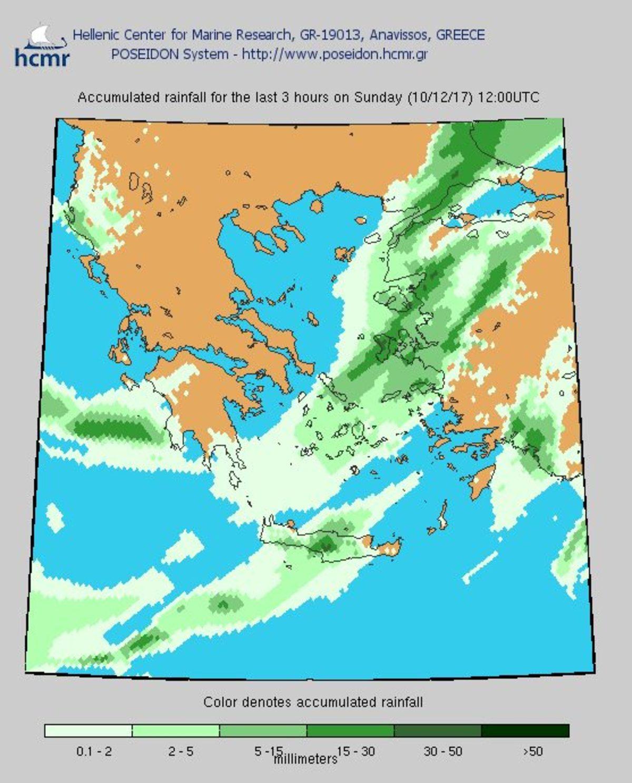 Νέο κύμα κακοκαιρίας από σήμερα με βροχές, καταιγίδες & χιόνια! Πού θα χτυπήσει