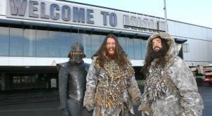 Game of Thrones: Το αεροδρόμιο του Μπέλφαστ λέγεται Γουέστερος!