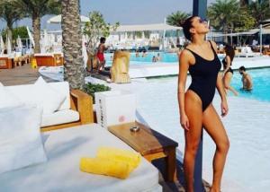 Ελένη Χατζίδου: Oι μαγικές στιγμές στο Ντουμπάι και η beauty εμμονή της! [pics]