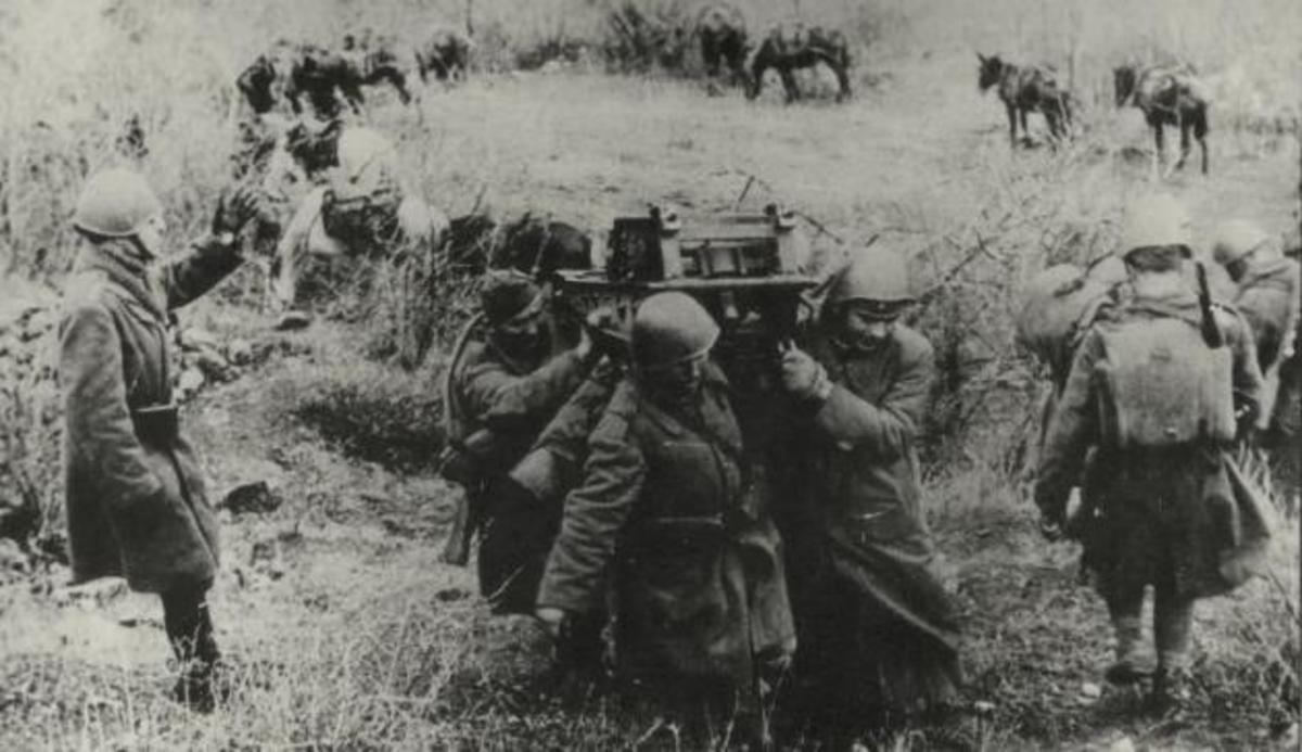 22 Δεκεμβρίου 1940: Έτσι ο  Ελληνικός Στρατός απελευθέρωσε τη Χειμάρρα | Newsit.gr